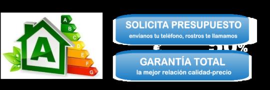 Certificado energético en Alicante
